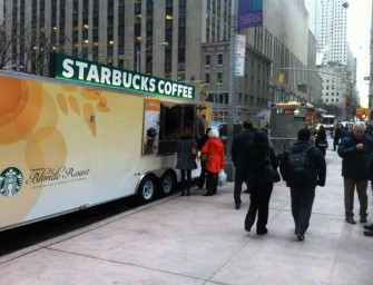 Starbucks Coffee Cup coming to your campus soon!
