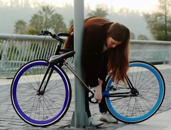 Yerka Project: A theft-proof cycle that's its own lock