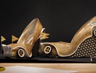 Science geek Miss America contestant creates 3D printed heels to compete in