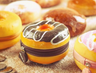 Dessert inspired Coin Purses will add flavor to your handbag!