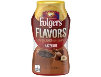 Folgers Flavors Coffee Enhancers: The coffee shop experience in the comfort of your home