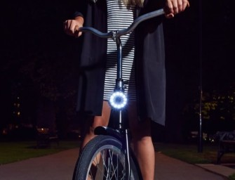 Double O Magentic Bike Lights Ensure Safety