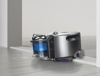 Dyson releases the 360 Eye: A robotic vacuum cleaner from the future