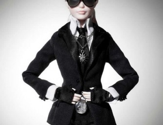 'Barbie Lagerfeld' set to launch during Paris Fashion Week