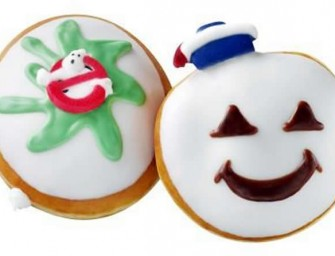 Krispy Kreme releases two delicious Ghostbusters doughnuts to celebrate 30th anniversary of film