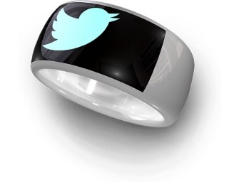 MOTA Smartring brings social media to your finger with stylish jewelry