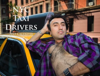The NYC Taxi Drivers Beefcake Calendar is back and funnier than ever!