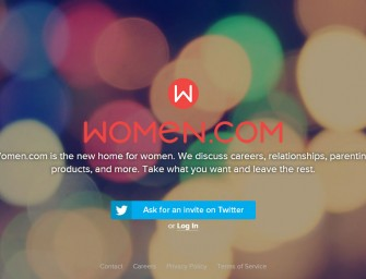 Women.com: The social network exclusively for women