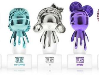 Gwen Stefani's POP ELECTRIC Fragrances Debuts on HSN