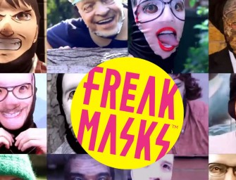 Get the Gore Out with Freakshow Masks