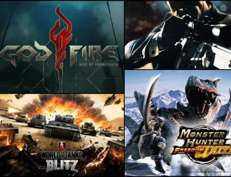 Attention grabbing games from E3 2014 – the essential few