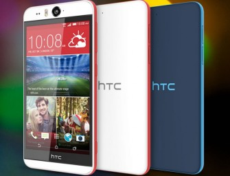 The new HTC Desire EYE: A 13MP front-facing camera for perfect selfies