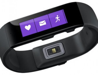 Microsoft gets into the Smartwatch game with new Microsoft Band