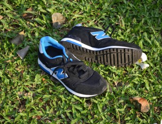New Balance 565 Running Shoes Bring Balance and Stability