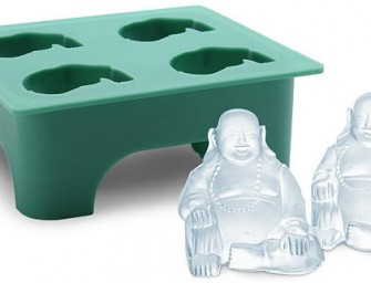 Chill With Laughing Budhdha Ice Molds