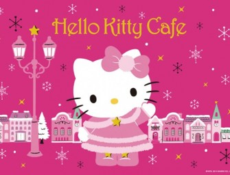 Limited Pleasures: Hello Kitty Pop-up Cafe serves Mouth-Watering Hello Kitty Themed Food