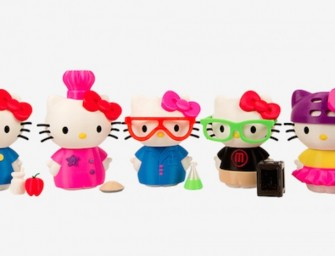 MakerBot celebrates Hello Kitty's 40th Anniversary with new line of 3D printable Figurines