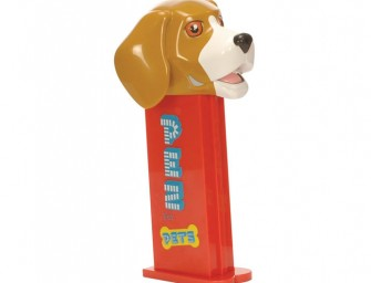 PEZ For Pets Treat Dispenser: Bring home the Beagle with boundless bounty