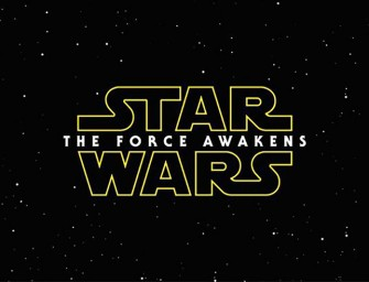The Big Reveal: Star Wars Seventh Installment titled The Force Awakens