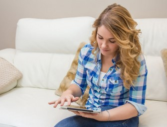 Help Your Child Make More Babysitting Money with a Tablet