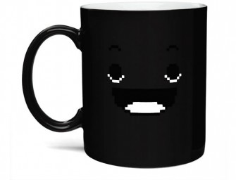 Hot & Happening: 8-bit Rise & Shine Heat Changing Mug