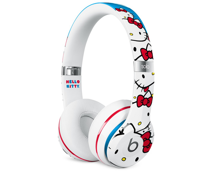 Beats by Dr. Dre collaborates with Hello Kitty right in time for Christmas!