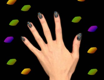 Nailed It: NCLA for Beyoncé Nail Wrap Collection