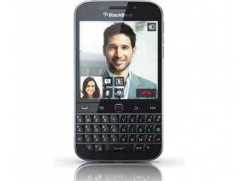 BlackBerry Classic Is Back
