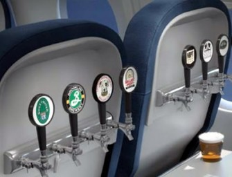 Say Cheers on Delta Flights with Craft Beer