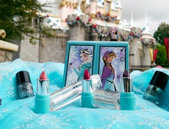 Look like Elsa and Anna with Frozen Makeup Collection