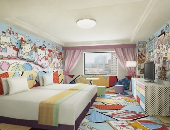 Keio Plaza Hotel Tama in Tokyo Houses Hello Kitty Suite Rooms