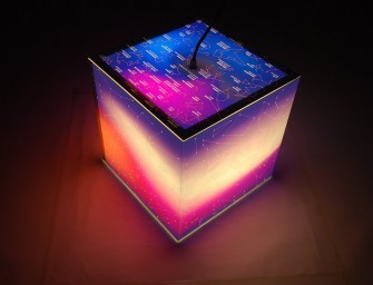 Know Your Stars Lamp by UNIQCUBE: Bring the romantic night sky into your bedroom