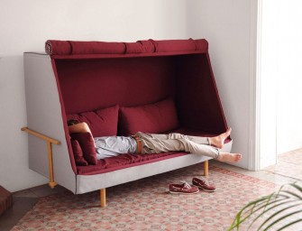 Orwell Sofa Is the New, Urban Refuge
