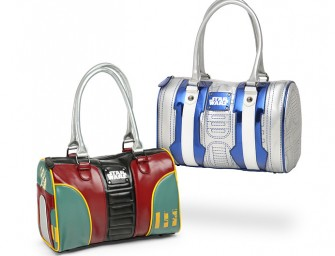 Amp Your Style with Star Wars Bags