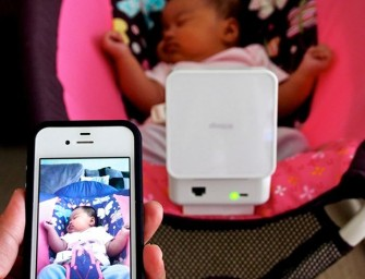 Withings Smart Baby Monitor: Connect with your baby via your iDevice from anywhere in the world