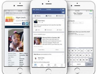 AMBER Alerts on Facebook: Social media and law enforcement in join hands to fight crime