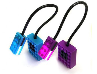 These Block Lights will add some LEGO fun to your reading