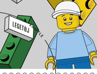 Denmark releases adorable Lego Postage Stamps: Time to start writing letters again?