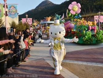 Hello Kitty goes International with First Theme Park in Zhejiang