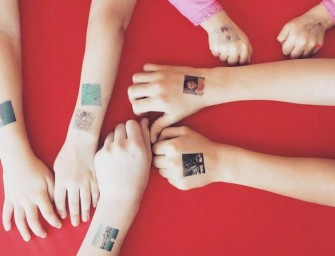 Turn your Instagram photos into Picattoos Temporary Tattoos, Fastbook mini photo albums