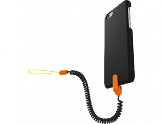 Kenu Highline Case Secures your iPhone with a leash