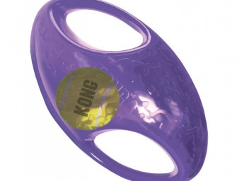 Kong Jumbler Football Dog Toy: The tough toy for rough dogs