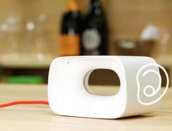 Listnr: A Listening Assistant gadget that can recognize the emotions in a baby's cries