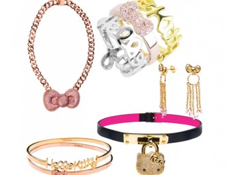 nOIR and Hello Kitty Jewelry Collection is flashy, yet classy