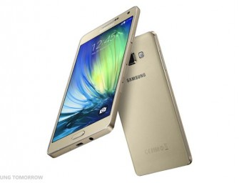 Samsung launches it's slimmest smartphone: Galaxy A7