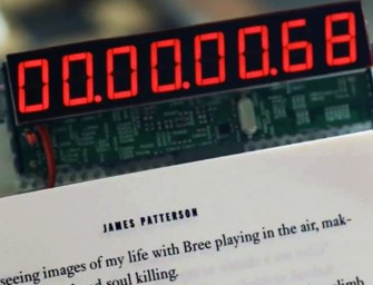 James Patterson's new Private Vegas novel designed to self-destruct in 24 hours: How fast can you read?
