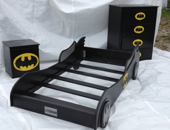 Live In your Own, Customised Batcave!