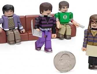 Here Come the Big Bang Theory Minimates