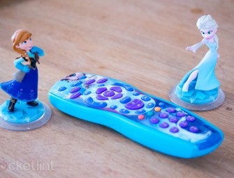 Kids Gotta Love this Sky+HD Frozen-themed Remote Control