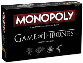 Game Of Thrones Monopoly set: Your weekends will never be the same